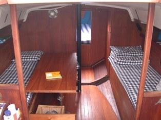 Barche a vela usate nautic saintonge scampi 30 marina di grosseto 1161 il velista - Bagno mio e tuo marina di grosseto ...