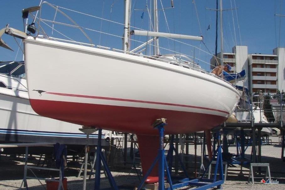 Barche a vela usate etap etap 30i lignano 1540 for Barche al largo con cabine