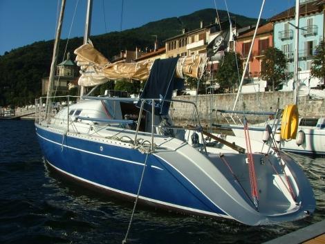 Barche a vela usate archambault sprint 98 laveno for Cabine al lago shadd