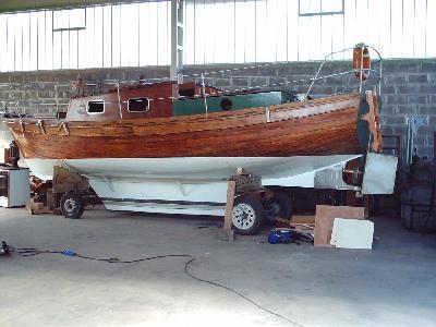 Barche a vela usate grado gozzo cabinato a vela for Barche al largo con cabine