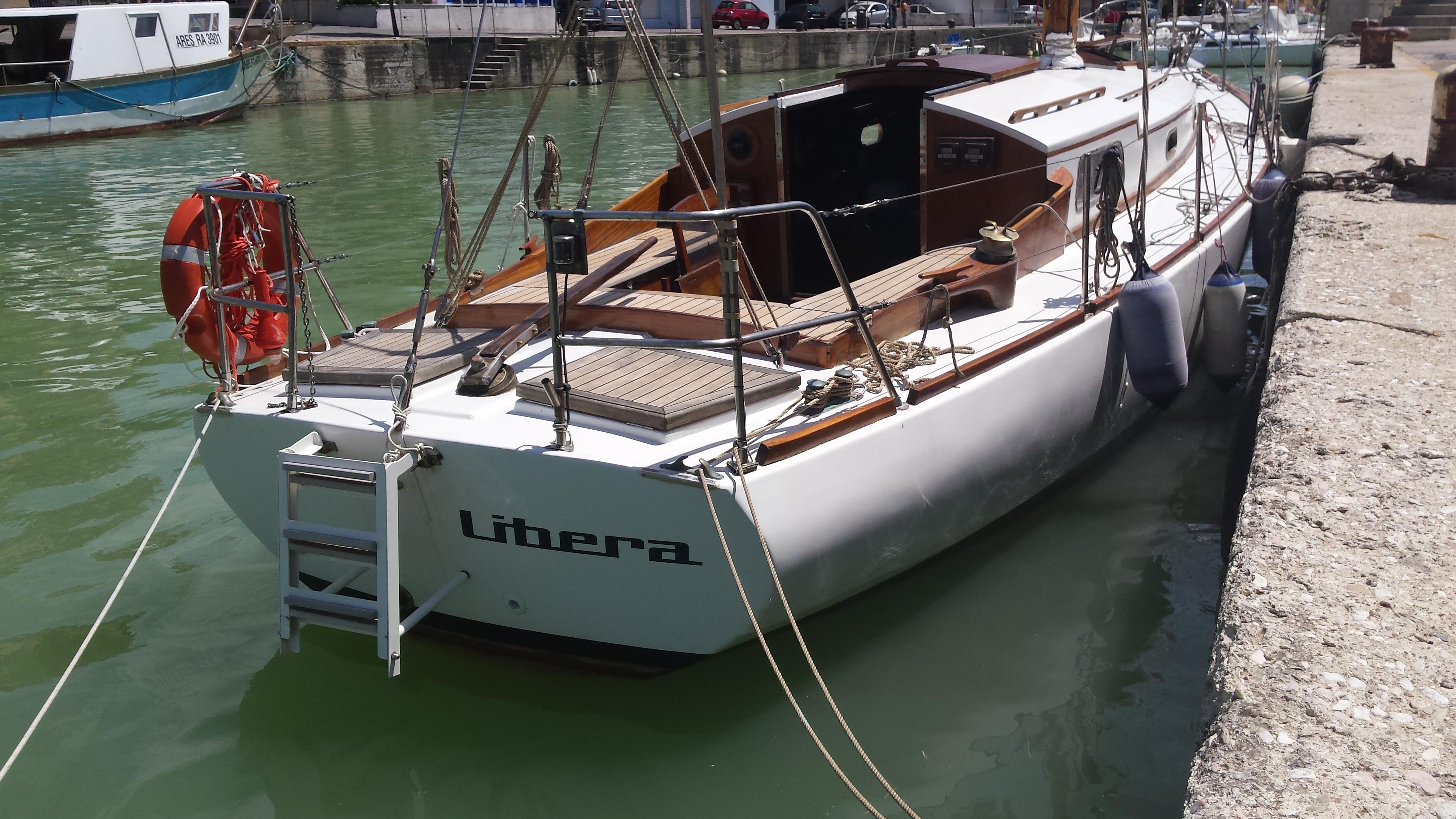 Barche a vela usate lissiot matassi cattolica 1490 for Accessori per barca a vela