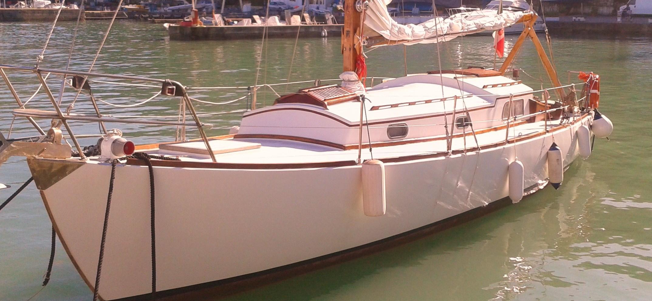 Annunci barche a vela usate vendita barche a vela for Progetti architettonici in vendita