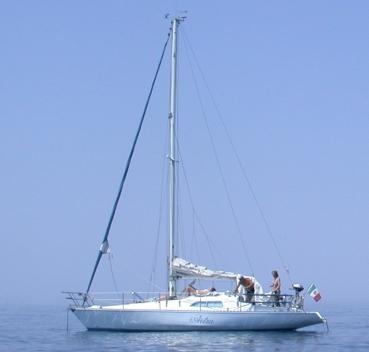Barche a vela usate nautic saintonge scampi 30 marina di grosseto 1100 il velista - Bagno mio e tuo marina di grosseto ...