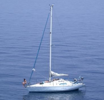 Barche a vela usate nautic saintonge scampi marina di grosseto 318 il velista - Bagno mio e tuo marina di grosseto ...